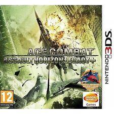 Ace Combat Assault Horizon Legacy Nintendo 3ds UK PAL
