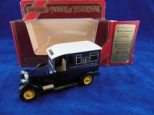 Scricchiola di Camberley AC132 Essex Police Southend-On-Sea ambulanza Matchbox Y5