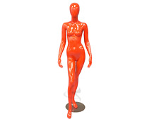 Female Glossy Red color Display Mannequin Manikin Manequin Dress Form #F2R