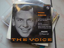 """7"""" EP ITALY FRANK SINATRA THE VOICE ORCHESTRA AXEL STORDAHL N/MINT"""