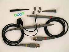 1 Paar = 2 Stück universal 100 MHz Oszilloskop Tastkopf 10:1 und 1:1 umschaltbar