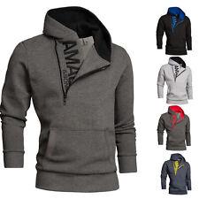 Herren Kapuzenpullover Sweatjacke Pullover Hoodie Sweatshirt 4026