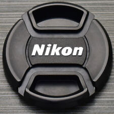 Genuine Nikon LC-52 52mm Snap-On Front Lens Cap 18-55 55-200 35mm 40mm 50mm VG