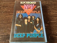 DEEP PURPLE - The Very Best CASSETTE TAPE