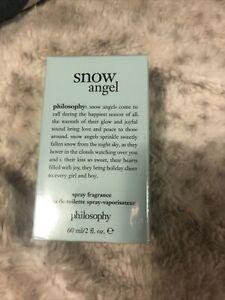 Philosophy Snow Angel Eau de Toilette Spray Fragrance 2 oz Women's Perfume