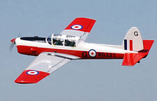 1/4 Scale DHC-1 CHIPMUNK 102 inch Giant Scale RC Model AIrplane Printed Plans