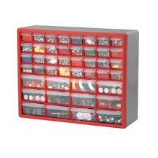Jewelry Storage Earring Beads Crafts Sewing Case Organizer Box Cabinet Drawers