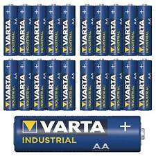 20 x Batterien VARTA 4006, Mignon AA / LR6 Alkaline, Industrial, 1,5V, 4er Folie