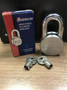 American Lock Padlocks, Series HT15, KD, High Security, NOS