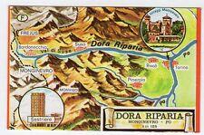 figurina TUTTA ITALIA FOL. BO SERIE NUMERO 1 NEW N. 214 DORA RIPARIA