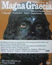 Roberto Me: Magna Graecia, la Griego Ciudades en España Usado