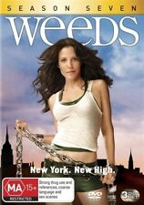 Weeds season series 7 DVD R4