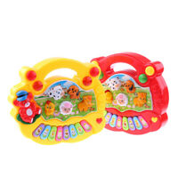 Music Gift Developmental Baby Musical Toys Educational Animal Farm Piano
