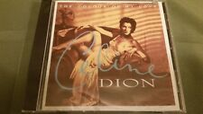 CELINE DION THE COLOUR OF MY LOVE CD FREE SHIPPING