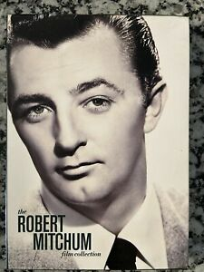 The Robert Mitchum Film Collection DVD Rare 10 Movies