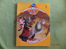 Disney World of Knowledge - Dinosaurs Book 1 - Childrens Learning Jurassic Park