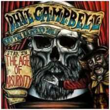 Phil Campbell The Age of Absurdity CD & Motorhead