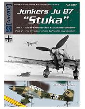 AirDOC Junkers Ju 87 Stuka Teil 2 Die Varianten D-1 bis D-8