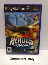HEROES OF THE PACIFIC (PS2) GIOCO USATO PERFETTAMENTE FUNZIONANTE - PAL VERSION