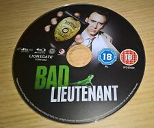 Bad Lieutenant - Port Of Call New Orleans (Blu-ray, 2010) [Disc Only]