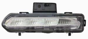 BUICK ENCLAVE 2013-2017 RIGHT PASSENGER LED PARK LAMP BUMPER LIGHT 20956920 NEW