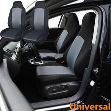 VORDERSITZBEZUG Paar Auto Schonbezug Universal PKW Sitzbezüge Front Seat Covers