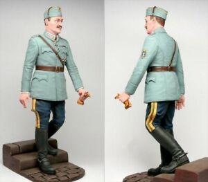 Carl Gustaf Mannerheim Finnish Marshal WW II 120mm 1/16 Corsar Rex