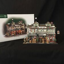 "Department 56: ""Pier 56, East Harbor"" [56.59237] - Retired! / Mint"
