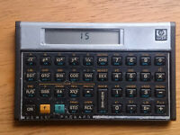 HP 15C Computer Scientist Calculator HP15C