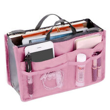 Women Travel Insert Handbag Organizer Purse Large Liner Organizer Tidy Bag