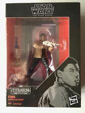 Star Wars the Black Series - Titanium Series - Finn - brand new boxed