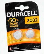 1 X Blister 2 Duracell CR 2032 3V(Valid.2028)