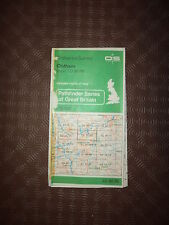 "Ordnance Survey 2.5"" Map SD80/90 Oldham 1981 Inc. Prestwich Mossley Shaw Ryton"