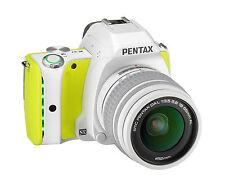 Pentax K Digital Cameras with Built - in Flash