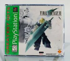 Final Fantasy Vii 7 (Sony PlayStation 1, 2000) Complete Tested