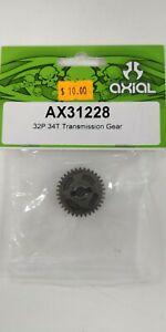 Axial 32P 34T Transmission Gear #AX31228 AX31228 NIS OZRC