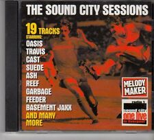 (FP628) Melody Maker Presents The Sound City Sessions - 1999 CD