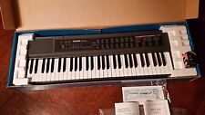 Casio SongBank Keyboard CTK-450 with music stand, adaptor