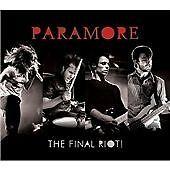 Paramore - Final Riot! (Live Recording, 2008)