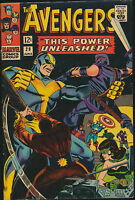 AVENGERS 29 GOLIATH COVER CLASSIC COVER NICE SHAPE 1ST PRINT
