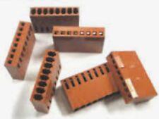 30pcs (3 pkgs of 10) Molex 22-01-2087-P Crimp Terminal Housing 8 Position