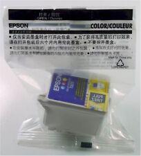 Epson T020 201 COLOR ink jet cartridge photo stylus printer 880 880i - TO20 201