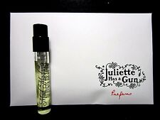 JULIETTE HAS A GUN MAD MADAME Eau De Parfum SPRAY VIAL 0.067 Oz / 2.0 ml NEW !!!