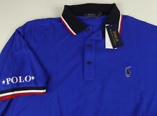 Mens Ralph Lauren Polo Shirt Size 2xb Blue