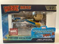 Funko Dorbz Ridez Marvel Guardians Of The Galaxy Vol 2 Star-Lord With The Milano