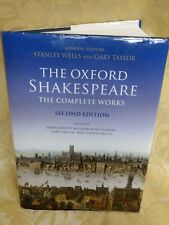 The Oxford Shakespeare The Complete Works Second Edition