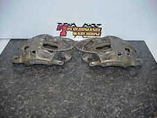 2 AP 6 Piston / Pot Monoblock Front Brake Calipers CP 5845-104&105 NASCAR Brembo