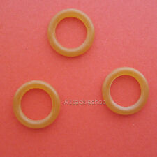 3 x Umarex/Walther Western Action Urethane CO2 Bottle O Ring Seals - 94.6B