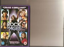 ROCK OF AGES DVD TOM CRUISE