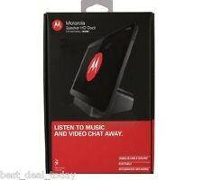 OEM Motorola Hd Music Speaker Dock For Xoom Tablet New